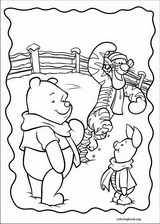 Piglet coloring page (014)