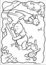 Piglet coloring page (015)
