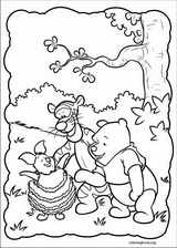 Piglet coloring page (017)