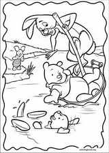 Piglet coloring page (019)