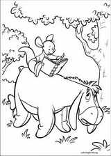 Piglet coloring page (023)