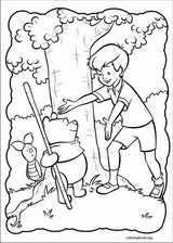 Piglet coloring page (026)