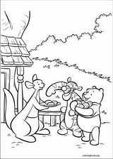 Piglet coloring page (028)