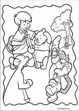 Piglet coloring page (031)