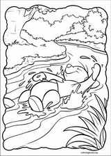 Piglet coloring page (032)