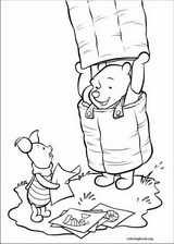 Piglet coloring page (045)