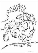Piglet coloring page (047)