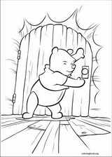 Piglet coloring page (048)