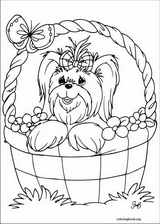 Precious Moments coloring page (008)
