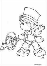 Precious Moments coloring page (016)