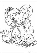 Precious Moments coloring page (017)