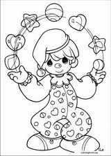 Precious Moments coloring page (022)