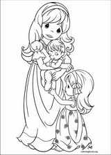 Precious Moments coloring page (023)