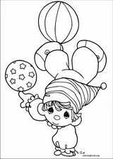 Precious Moments coloring page (024)