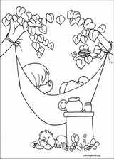 Precious Moments coloring page (038)