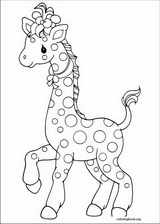 Precious Moments coloring page (042)