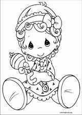 Precious Moments coloring page (043)