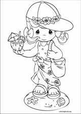 Precious Moments coloring page (047)
