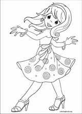 Precious Moments coloring page (064)