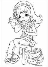 Precious Moments coloring page (074)