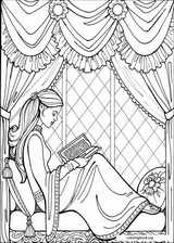 Princess Leonora coloring page (001)