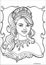 Princess Leonora coloring page (002)