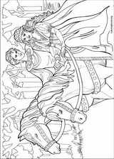 Princess Leonora coloring page (003)