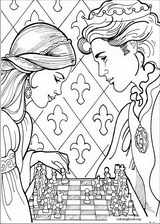 Princess Leonora coloring page (005)