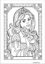 Princess Leonora coloring page (008)