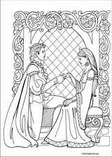 Princess Leonora coloring page (009)