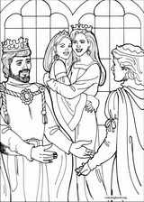 Princess Leonora coloring page (010)