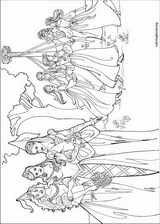 Princess Leonora coloring page (013)