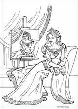 Princess Leonora coloring page (014)