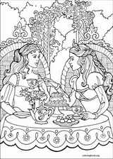 Princess Leonora coloring page (017)