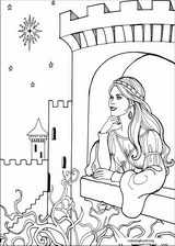 Princess Leonora coloring page (019)