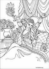 Princess Leonora coloring page (026)