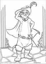 Puss In Boots coloring page (025)