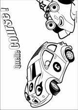 Roary The Racing Car coloring page (011)