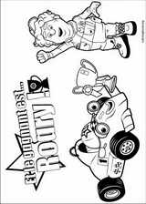 Roary The Racing Car coloring page (012)