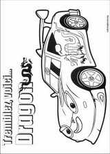 Roary The Racing Car coloring page (015)