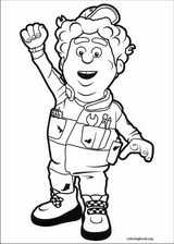 Roary The Racing Car coloring page (017)