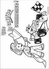 Roary The Racing Car coloring page (018)