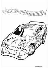 Roary The Racing Car coloring page (020)