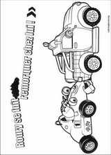 Roary The Racing Car coloring page (021)