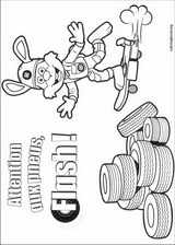 Roary The Racing Car coloring page (023)