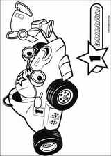 Roary The Racing Car coloring page (029)