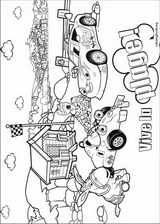 Roary The Racing Car coloring page (031)