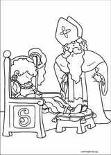 15 saint nicholas coloring pages to print off and color