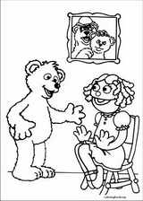 Sesame Street coloring page (011)