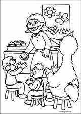 Sesame Street coloring page (014)
